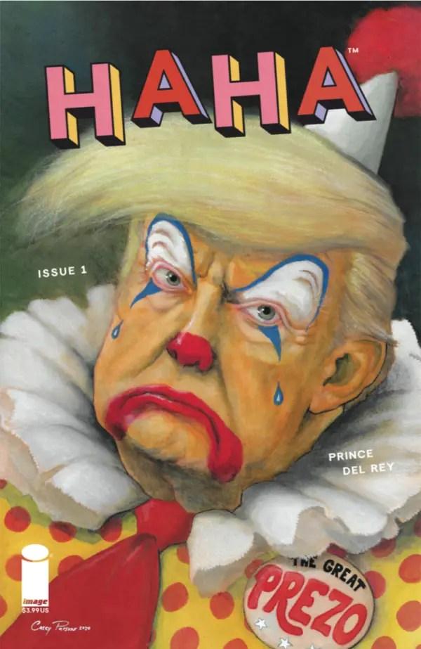 President Trump Haha #1 Casey Parsons