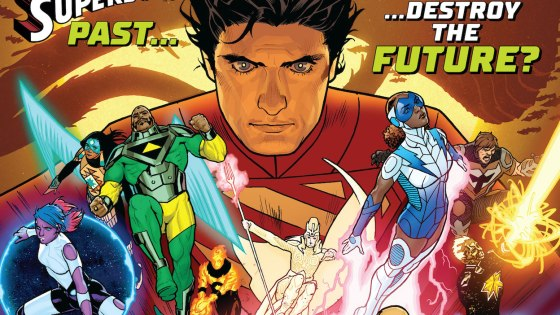DC Preview: Legion of Super-Heroes #12