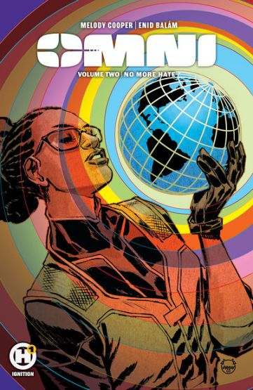Melody Cooper talks superheroes and social justice on 'OMNI'