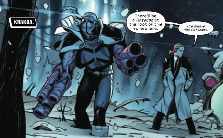 flatscan SWORD marvel comics #2