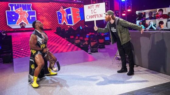 SmackDown: one half brilliant, one half inscrutable