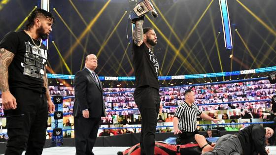 SmackDown: Bad booking hampers top talent and great matches