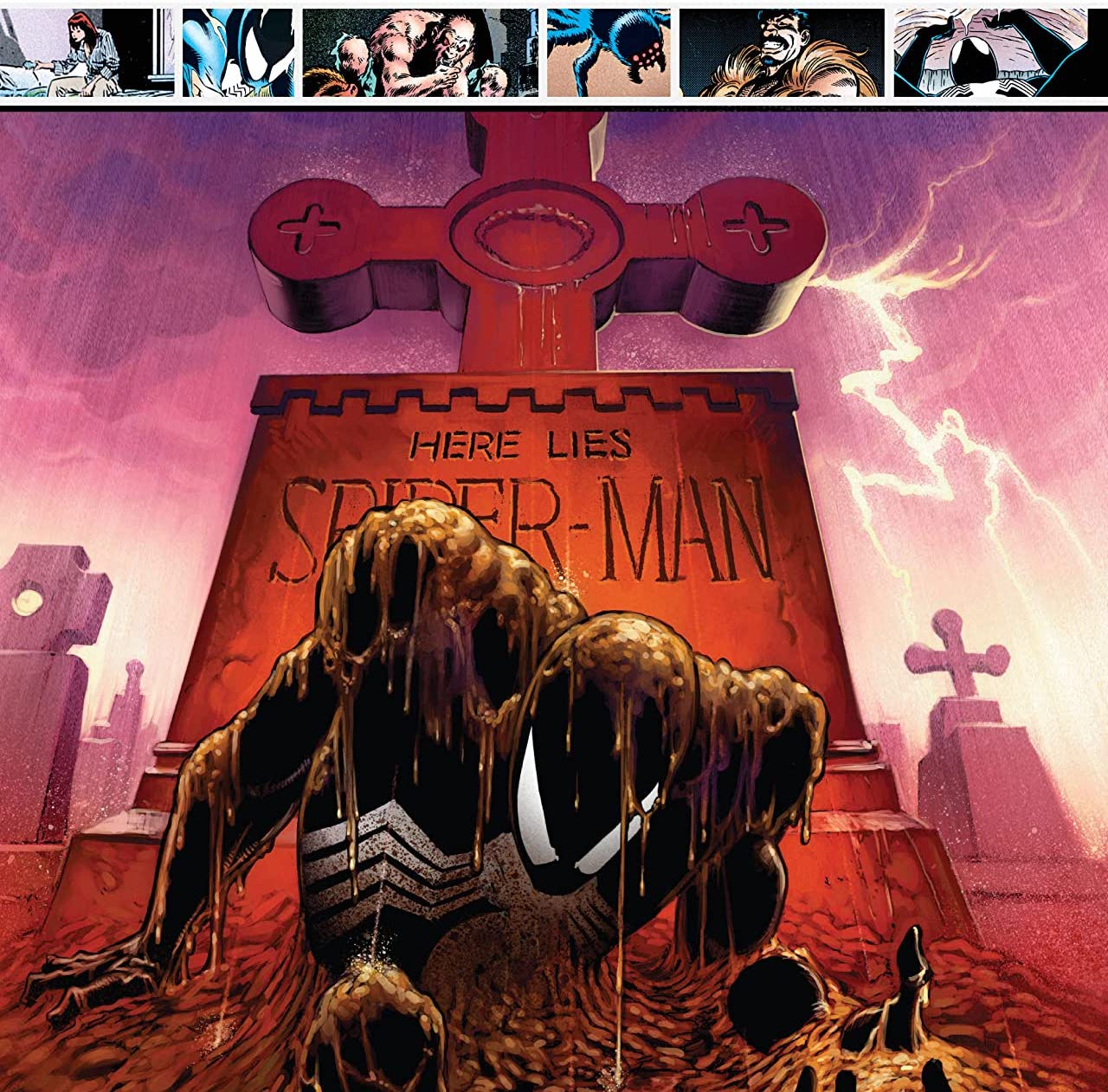 'Spider-Man: Kraven's Last Hunt Marvel Select Edition' review