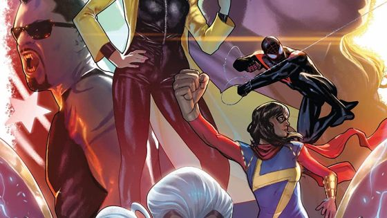 'Marvel's Voices: Legacy' #1 review