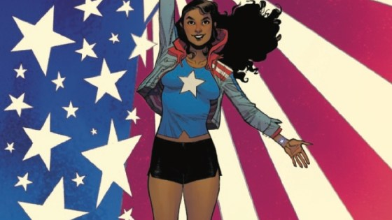 Marvel Preview: America Chavez: Made in the USA #1