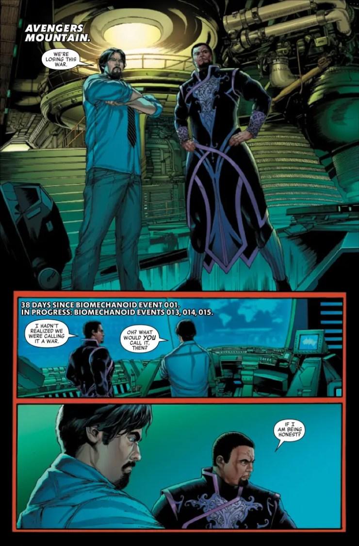 Marvel Preview: Avengers Mech Strike #2