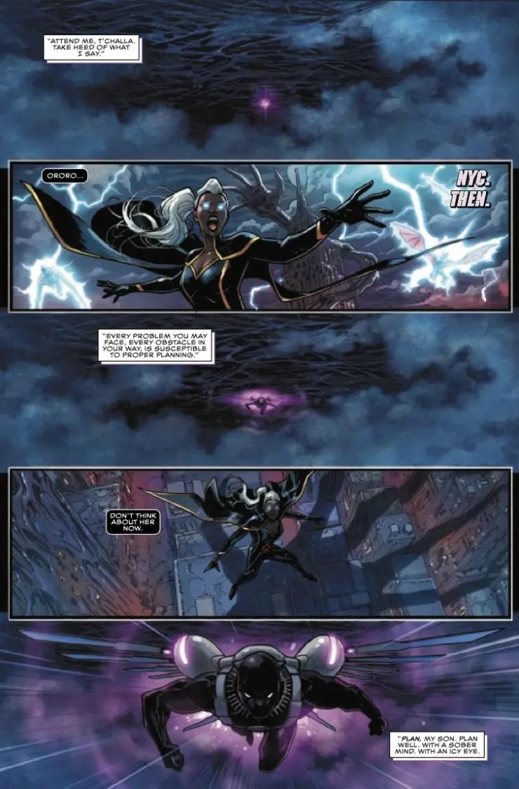 Marvel Preview: King in Black: Black Panther #1