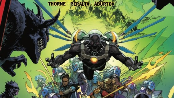 Marvel Preview: King in Black: Black Panther #1