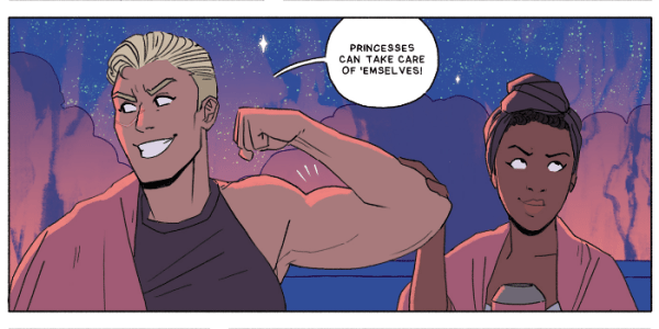 An AIPT Valentine's Special: Our favorite queer comics couples