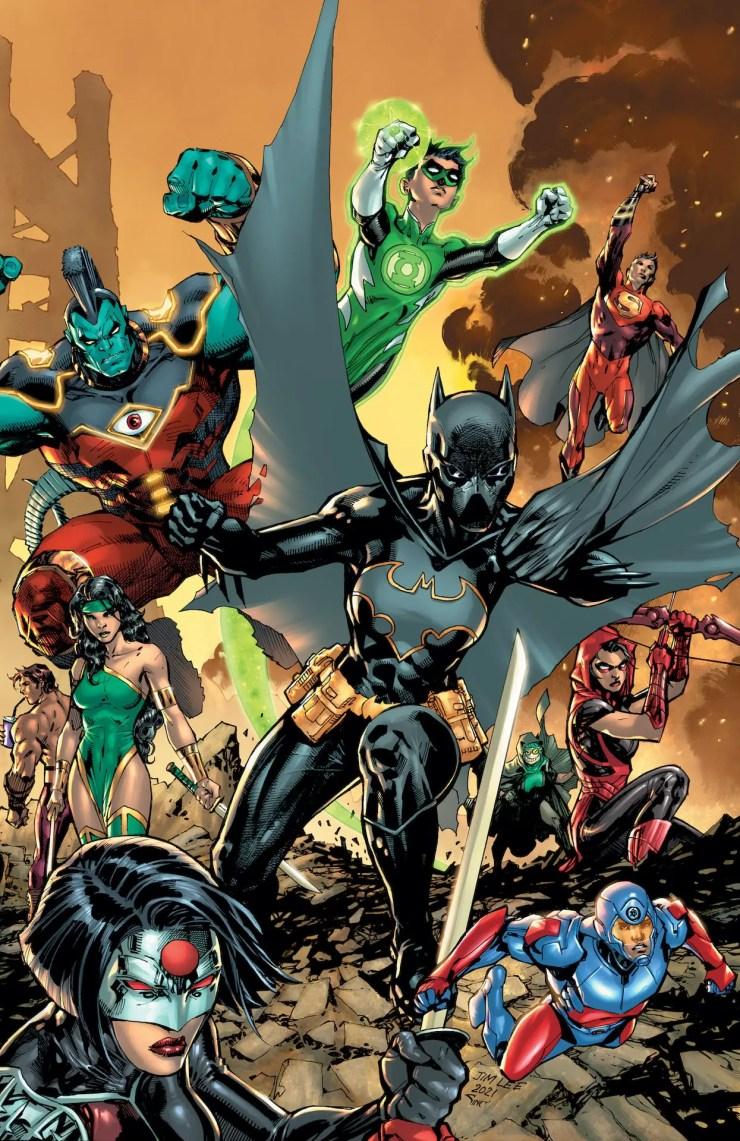 DC Comics launching 'DC Festival of Heroes: The Asian Superhero Celebration'