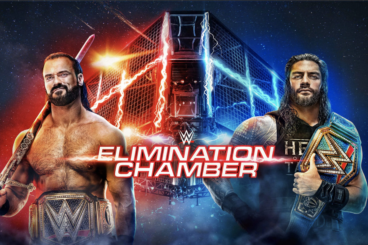 WWE Elimination Chamber 2021 review