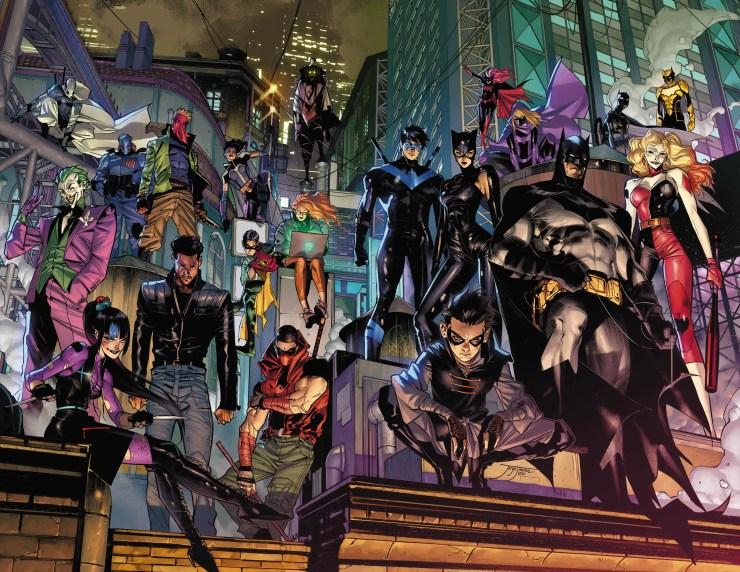 Batman Infinite Frontier by Jorge Jimenez