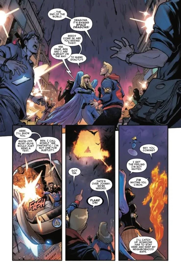Marvel Preview: Fantastic Four #29