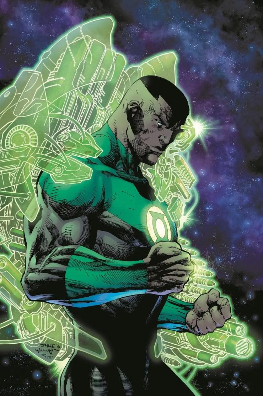 DC Comics announce 'Green Lantern: John Stewart – A Celebration of 50 Years'