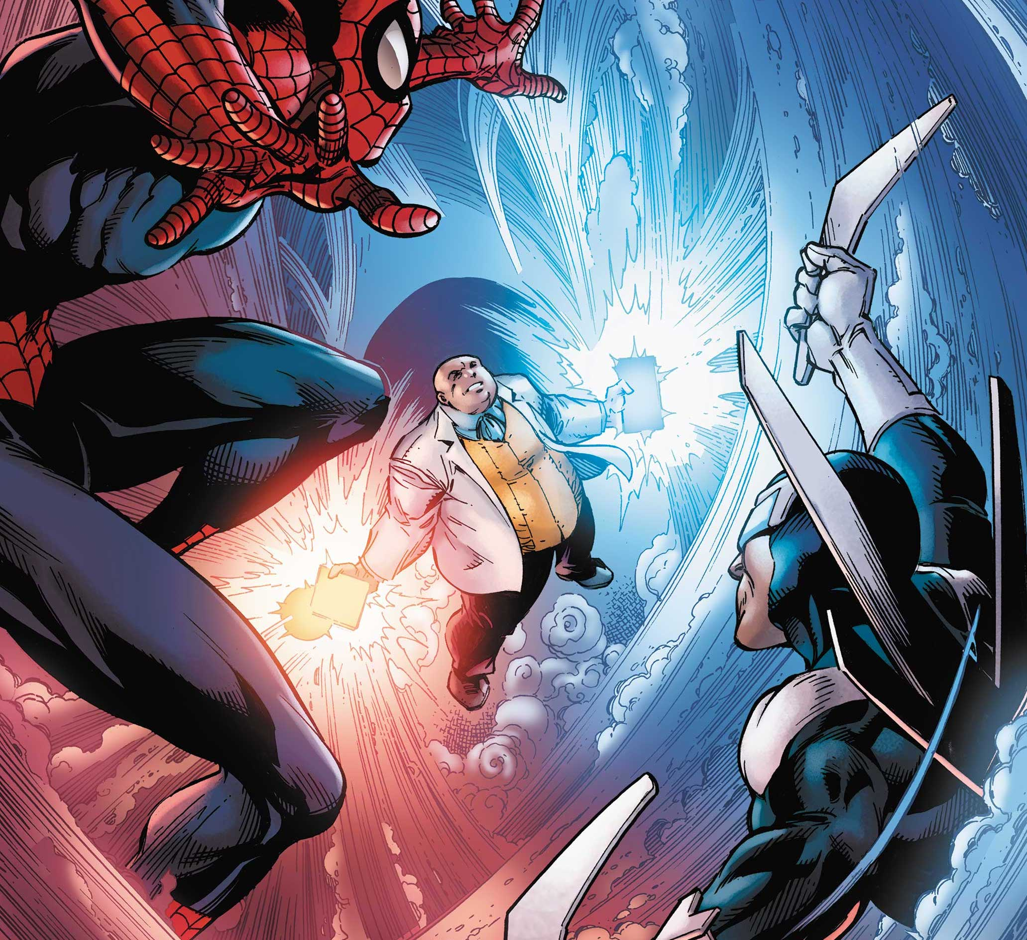 'Giant-Size Amazing Spider-Man: King's Ransom' #1 is filled with reveals