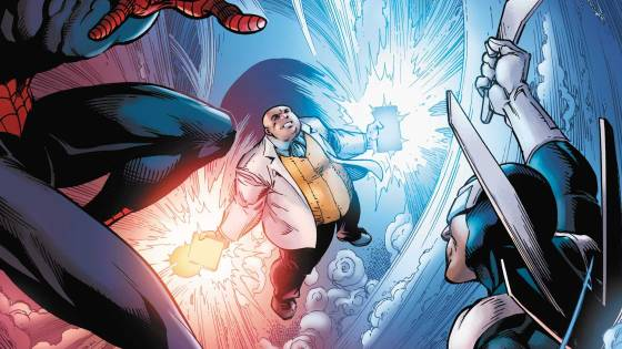 Marvel promises Kingpin's master plan revealed in giant-size Spider-Man one-shot