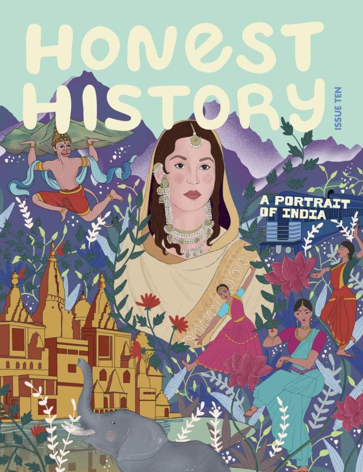honest history issue 10 cover