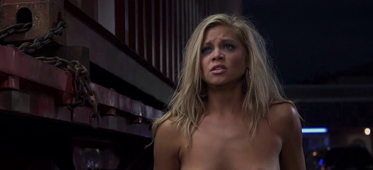 Nudity and sex in horror: Why is it so one sided?