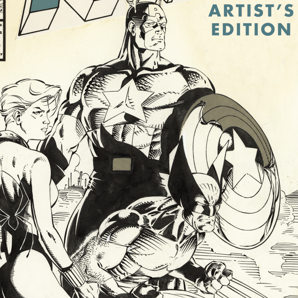 'Jim Lee's X-Men: Artist's Edition' is a fascinating, even Uncanny archive