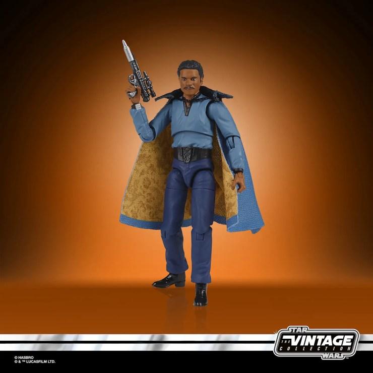 Star Wars Vintage Collection: New IG-11 and Lando figures revealed!