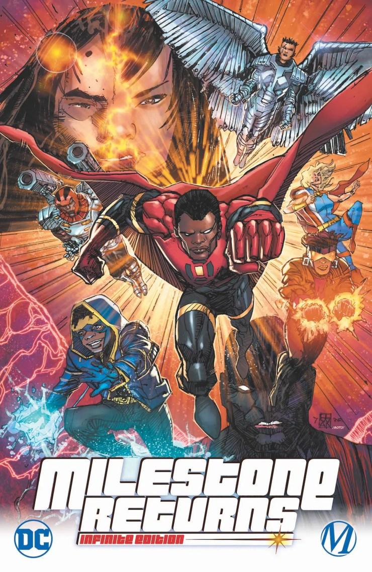 DC Comics reveals new details on Milestone universe