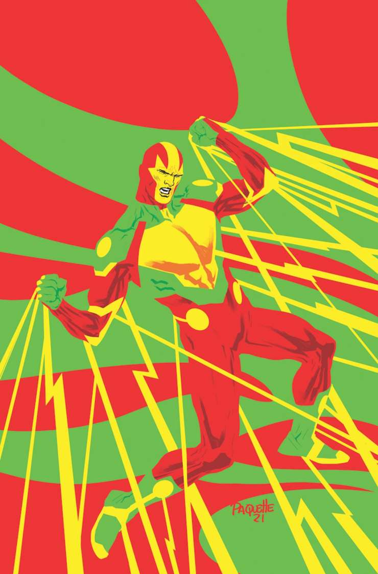 DC Comics launching 'Mister Miracle: The Source of Freedom'