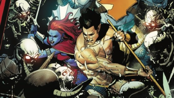 Marvel Preview: King in Black: Namor #4