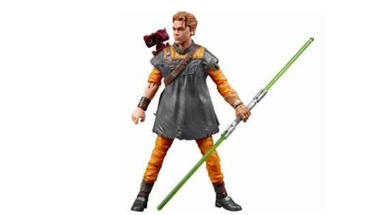 Star Wars Black Series: Hasbro releases Cal Kestis figure for Gaming Greats line