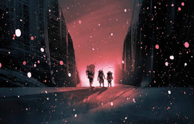 Snow Angels #1