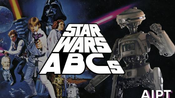 Star Wars ABCs: L is for L3-37