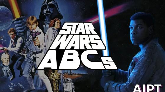 Star Wars ABCs: F is for Finn