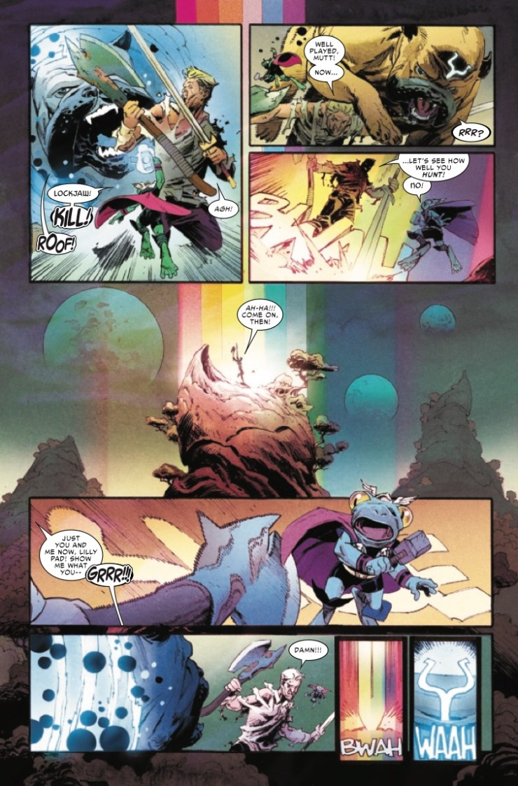Marvel Preview: Thor #12
