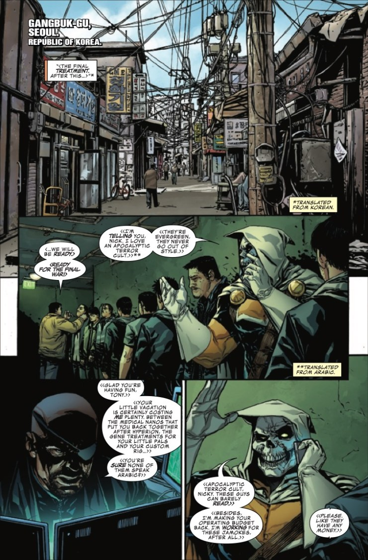 Marvel Preview: Taskmaster #3