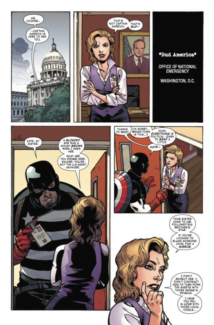 Marvel Preview: U.S.Agent #3