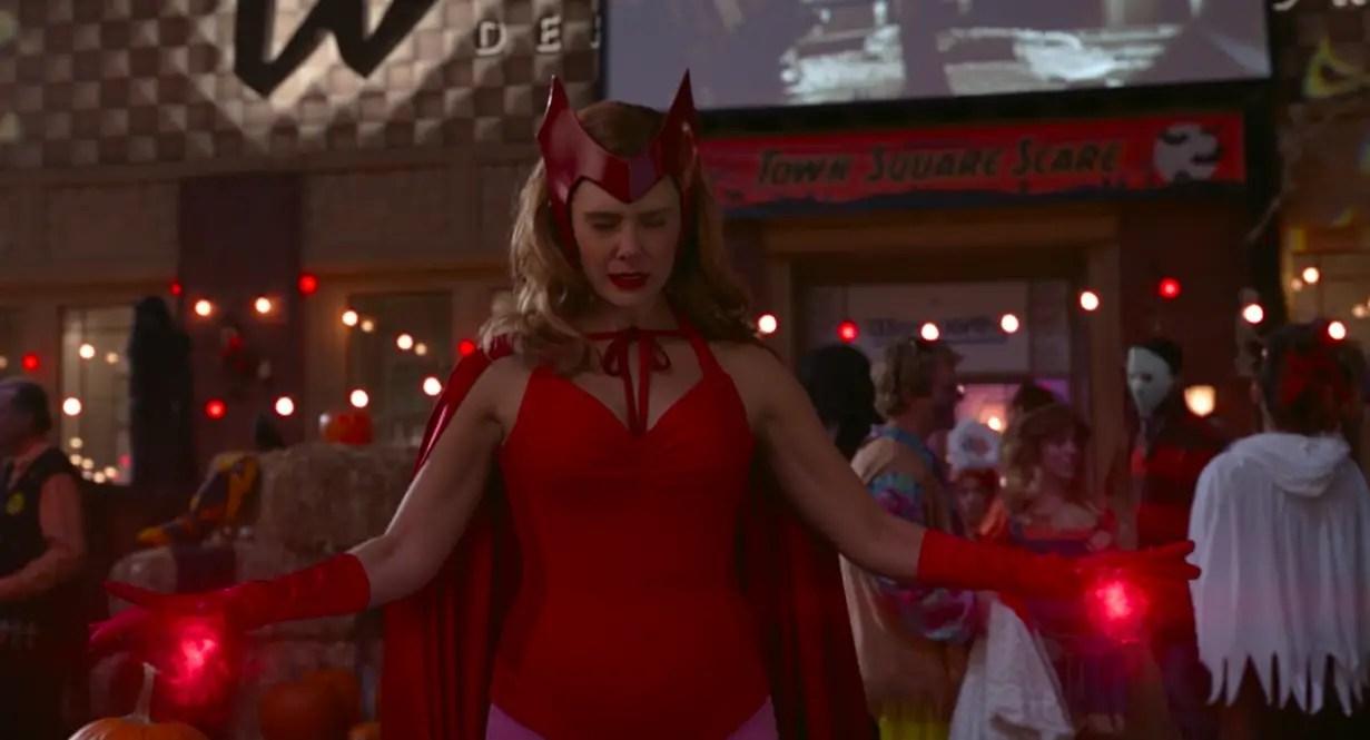 "'WandaVision' episode 6 recap: ""All-New Halloween Spooktacular!"""