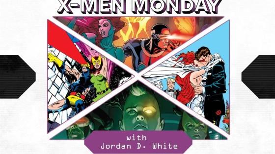 X-Men Monday #95 - Cyclops and Jean Grey With Jordan D. White