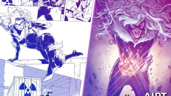 Marvel First Look: Black Cat #8 - Infinity Gauntlet