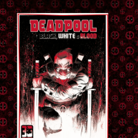 C.B. Cebulski announces 'Deadpool: Black, White & Blood' for 2021