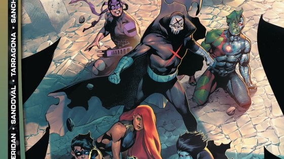 DC Preview: Future State: Teen Titans #2