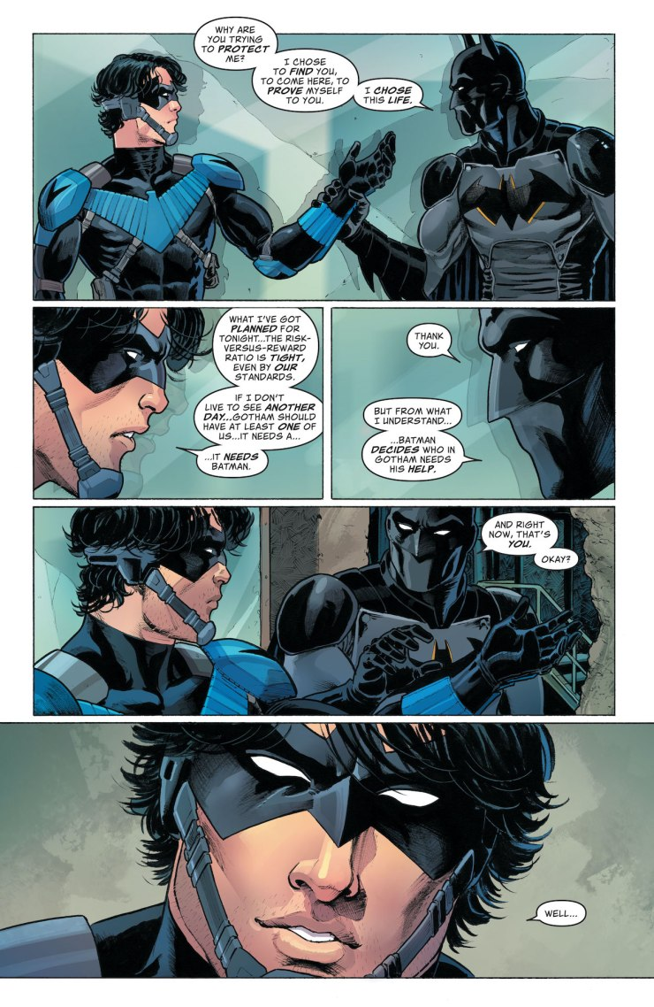 Future State: Nightwing #2