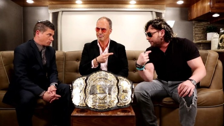 AEW has the opportunity of a lifetime, but it has to tread lightly
