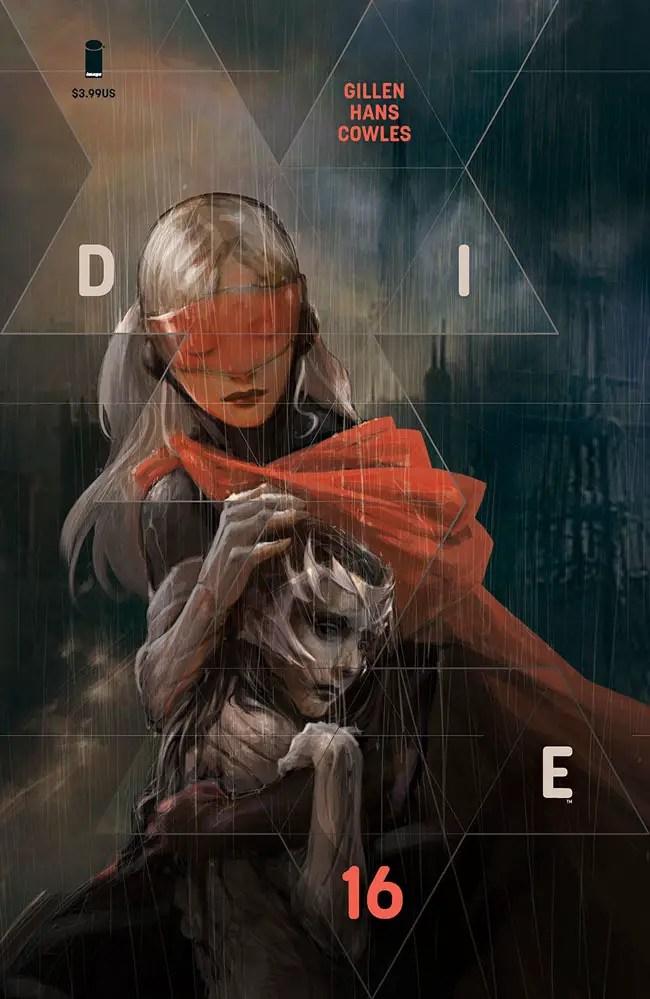 Image Comics signals Kieron Gillen & Stephanie Hans' 'Die' counting down to finale