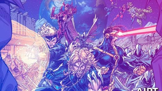 X-Men Monday Call for Questions – X-Men Legends With Fabian Nicieza