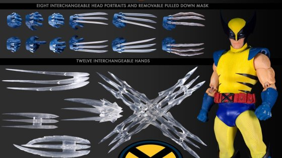 Mezco Toyz unveils Wolverine One:12 Collective action figure for 2021