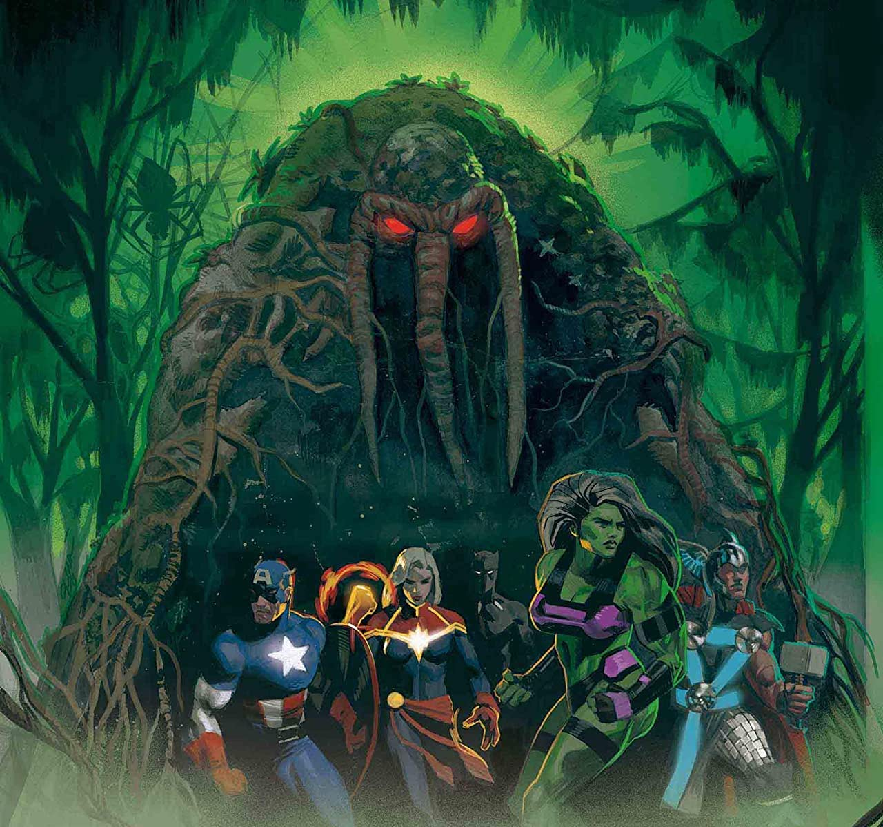 'Avengers: Curse of the Man-Thing' #1 is an event-caliber thrill ride