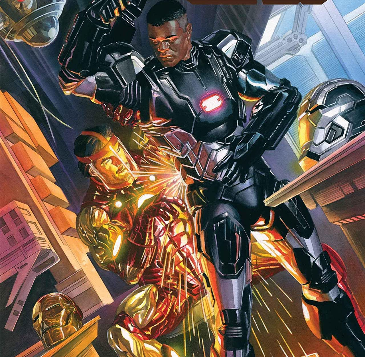 'Iron Man' #7 juggles spectacle, stakes, and sci-fi