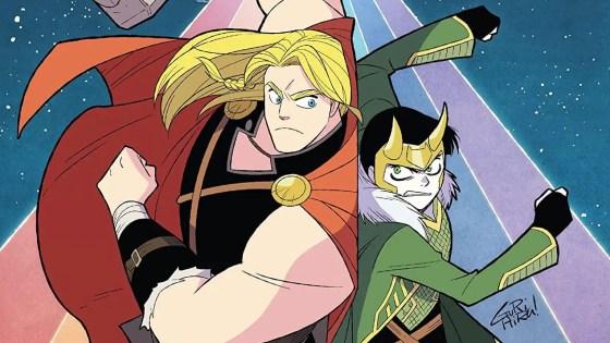 Thor & Loki: Double Trouble #1