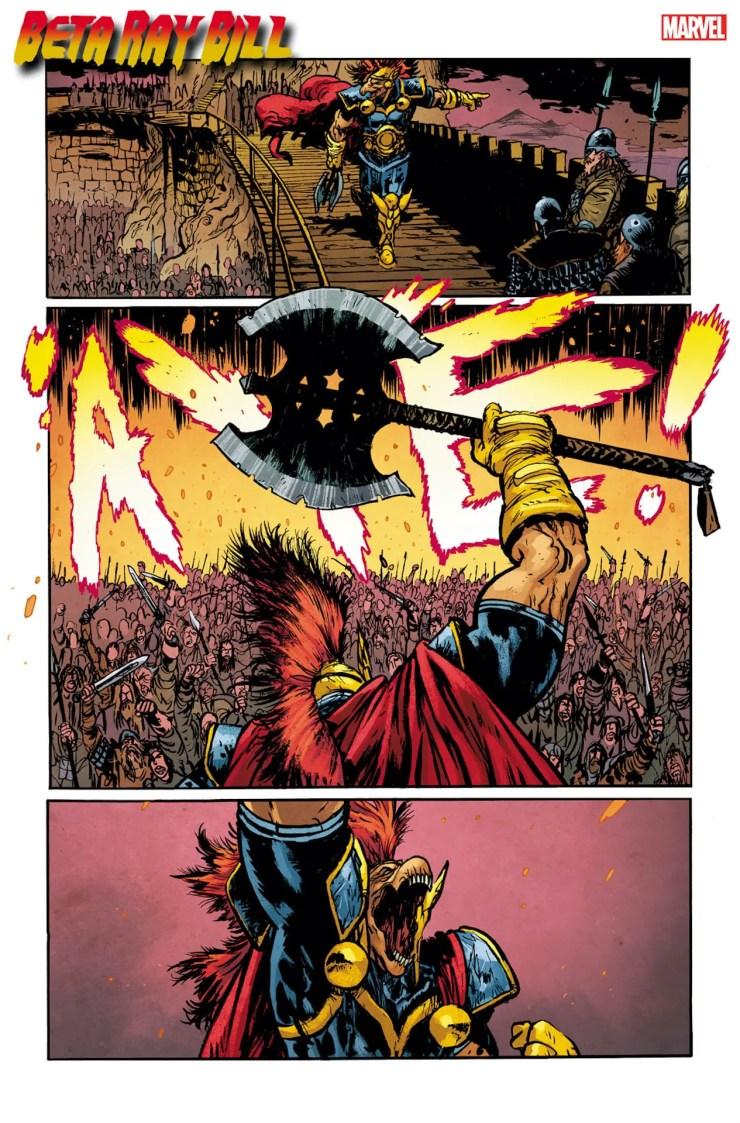 Marvel First Look: Beta Ray Bill #1