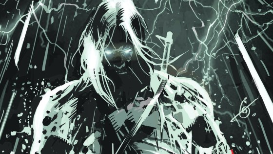 BOOM! reveals 'BRZRKR' #1 sells out and goes back to print