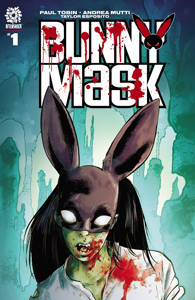 AfterShock First Look: Bunny Mask #1